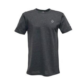 Shirt aus Merinowolle – kann sogar in der Maschine gewaschen werden. Foto: DAV Shop
