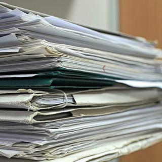 Papierstabel, Foto: pixabay/Jerzy Górecki