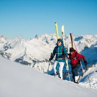 Bergsport ist Motorsport? Das muss nicht sein, findet Michael Vitzthum. Foto: DAV/Daniel Hug