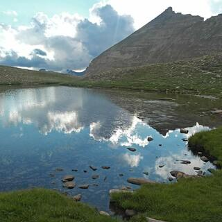Lac de l'Estrop am Col de Gialorgue, Foto: Jonas Kassner