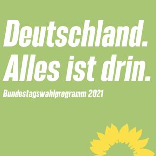 Grafik: Bündnis 90/ Die Grünen