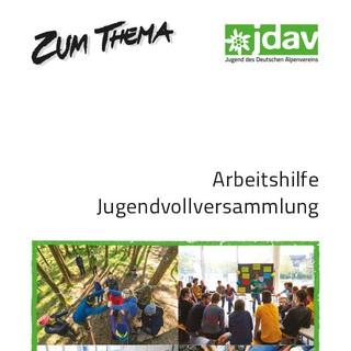 Cover Zum-Thema-Heft Jugendvollversammlung