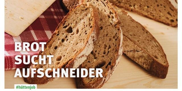 Brot sucht Aufschneider