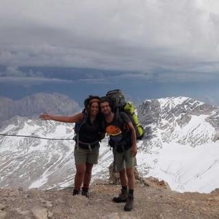 Im Zugspitzgebiet, Foto: Magui Alahmar und Akob Farho