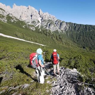 Fotos: Bergwandern in Friaul