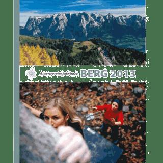 AV-Jahrbuch BERG 2013