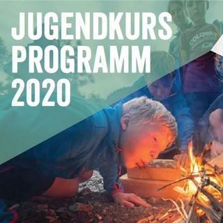 JDAV Jugendkursprogramm-2020 Cover web