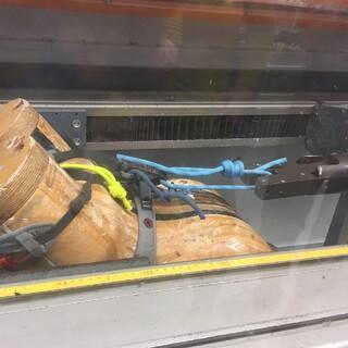 Wie viel hätte das alte Seil noch gehalten? Foto: Rosa Windelband