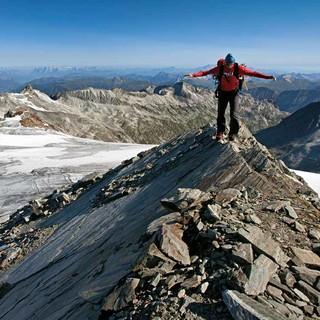 Aufstieg zum Ankogel, Foto: Herbert Raffalt