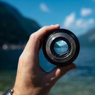 anvisieren mit der Linse, Foto: pixabay