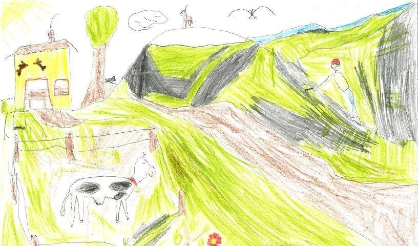 (c) Franziska Blank, 6 Jahre