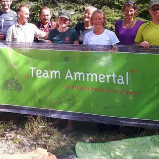 Team Ammergauer Alpen: Besucherlenkung im Naturpark Ammergauer Alpen