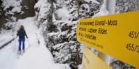 Im Ortsteil Raut bei Maria Luggau startet der Aufstieg zur Schulterhöhe. Foto: Ute Watzl