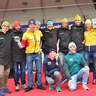 Das Team. Foto: DAV/Balz Weber