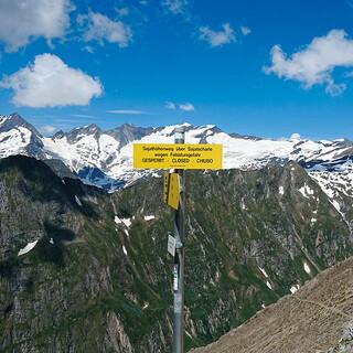 Alpenverein RAGNAR-Wanderwege-Wegsperre Foto-Walter-Wuertl