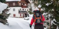 Winter-Romantik nach Südtiroler Art ist im Passeiertal häufig. Foto: Ingo Röger