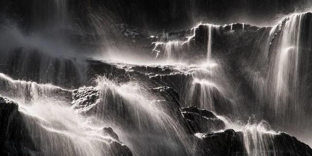 Grawa Wasserfall, Stubai. Foto: Heinz Zak