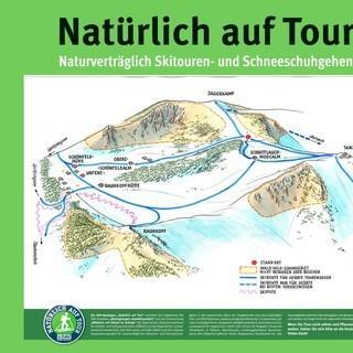 """Jägerkamp - """"Natürlich auf Tour""""-Touren"""