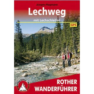Jürgen Plogmann, Lechweg mit Lechschleifen