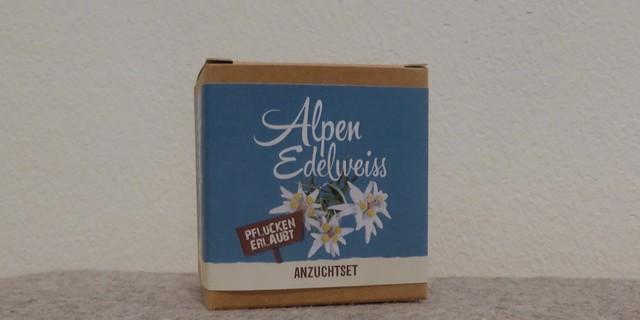 Alpen Edelweiss Anzuchtsset