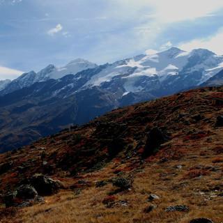 Die Gletscherwelt um die Weisseespitze und Gepatschferner: nach Süden bleibt sie unangetastet. Foto: AVS