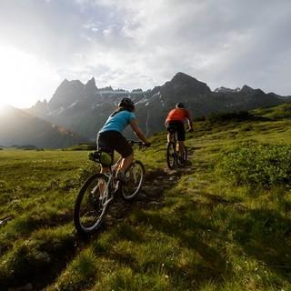 Soll mehr in den Vordergrund gestellt werden: Biken ohne Motor. Foto: Wolfgang Ehn