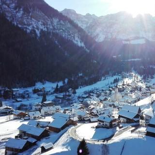 Ladinisch in den Dolomiten. Foto: TV San Vigilio-San Martin