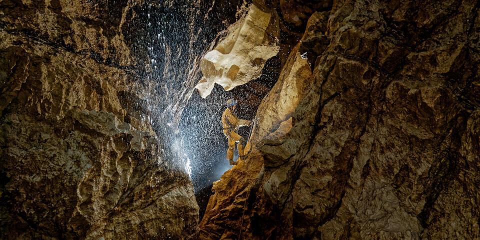 Am Wasserfall ©FILMWELT Verleihagentur / Foto: Dr. Wolfgang Zillig