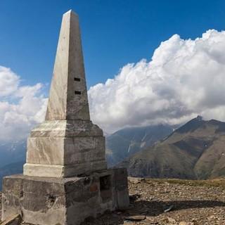 Der Saccarello (2201 m) ist der höchste Punkt der Tour, an der Grenze zu Frankreich. Foto: Ingo Röger