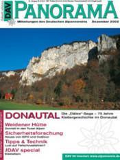 DAV Panorama 6/2002 Donautal