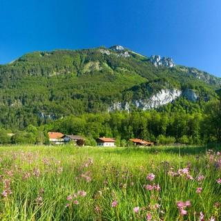 In den beiden neuen Bergsteigerdörfern gehen Naturschutz und Wirstschaft Hand in Hand. Foto: Fotografie Vodermeier.de