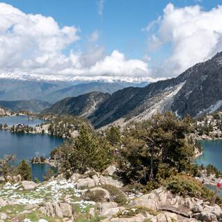 Der Nationalpark Aigüestortes ist nach seinem reichen Wasservorkommen benannt. Foto: Nadine Ormo