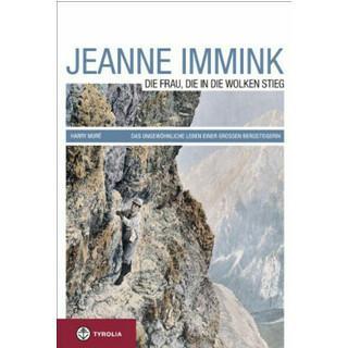 Buchcover Frau Bergsteigen: Die Frau, die in die Wolken stieg