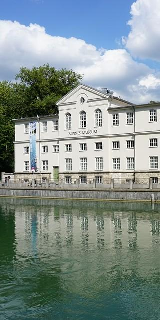 Das Alpine Museum in München; Foto: DAV/Carmen Fischer