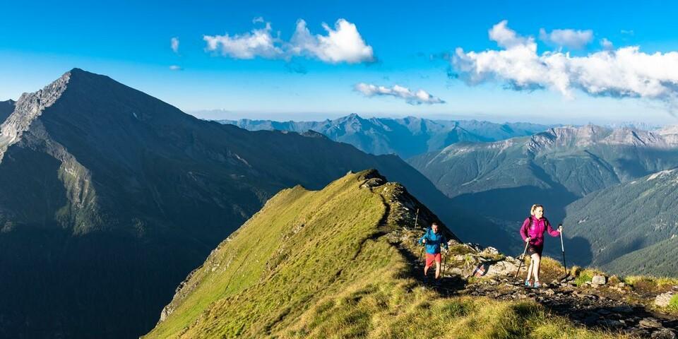 Bergsteigen, Klettern, Mountainbiken – der DAV ist offen für verschiedene Bergsportarten. Foto: DAV/Franz Gerdl
