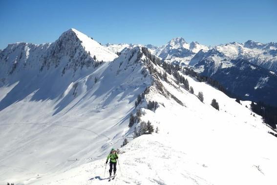 Skitouren-Bregenzer-Wald-Gehrenspitze