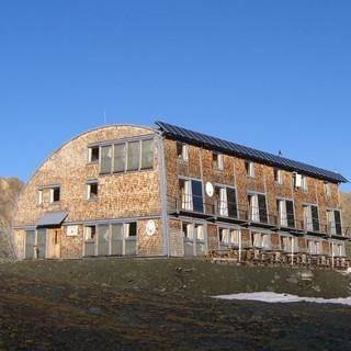 Die Stüdlhütte, Foto: DAV Sektion Oberland