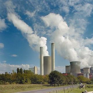 113705 Kohlekraftwerk Niederaussem  c  Andrew Kerr WWF-Canon