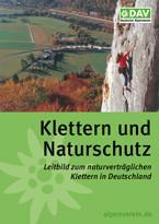 Klettern und Naturschutz Broschuere