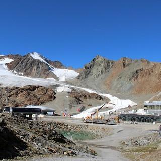 Pitztaler Gletscherskigebiet. Foto: ÖAV/Abteilung Raumplanung & Naturschutz