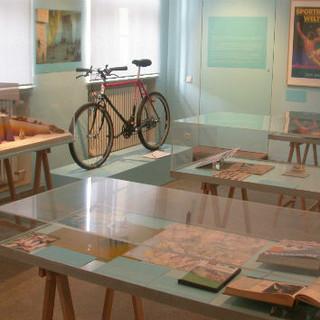 """DAV-Ausstellung """"Aufwärts"""". Foto: DAV"""