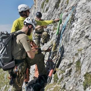 Radiale Auszugsversuche bei der Untersuchung am Untersberg