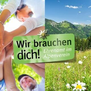 Ehrenamt im Alpenverein, Foto: DAV