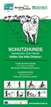 Herdenschutzhunde-Flyer