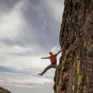 Nervenstark: Brad Gobright, Foto: Dan Krauss