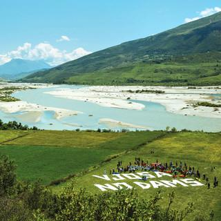 Vjosa-Fluss, Foto: Patagonia