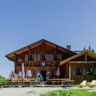 Tutzinger Hütte, Foto: DAV/Hans Hebig
