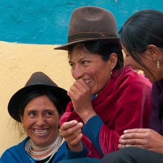Südamerikaexperte Heiko Beyer zeigt in seiner Reportage auch die Bevölkerung der Anden. Foto: Heiko Beyer