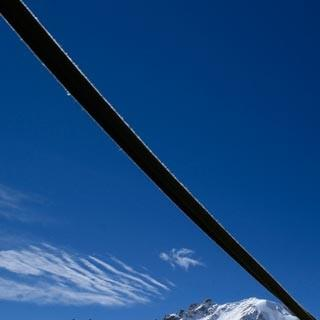 Traumrouten auf der Schweizer Seite des Montblanc