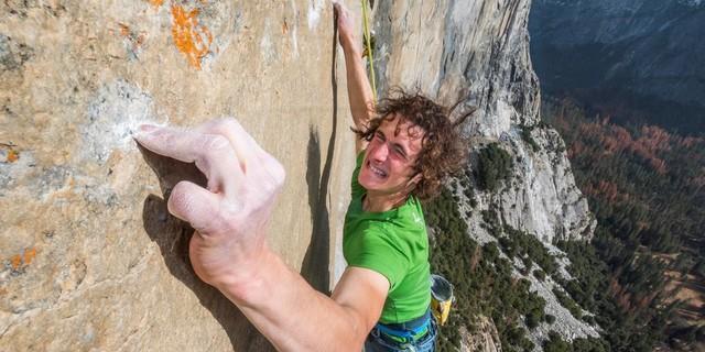 Adam Ondra, Dawn Wall, El Capitan. Foto: Heinz Zak